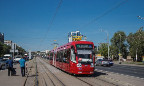 Tram models 843 and 84300M