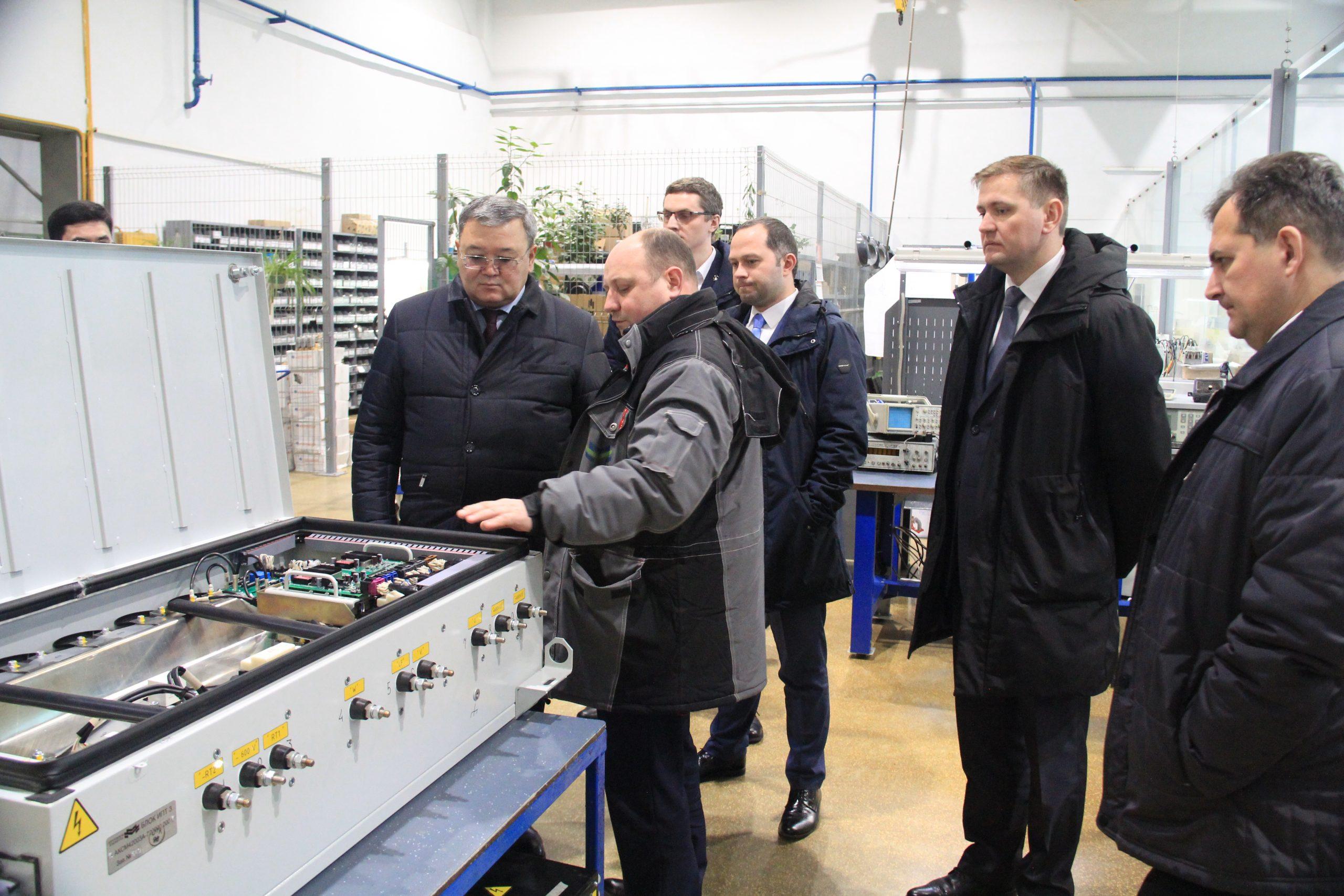 BKM Holding посетила делегация из Республики Казахстан
