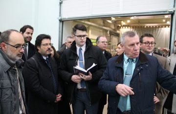 Catalan delegation visited BKM Holding